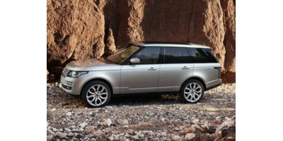 2014 Land Rover Range Rover 4WD SUV Lease Special