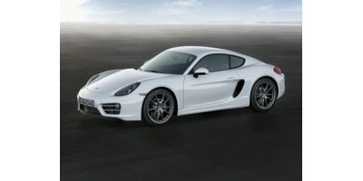 2014 Porsche Cayman  Lease Special