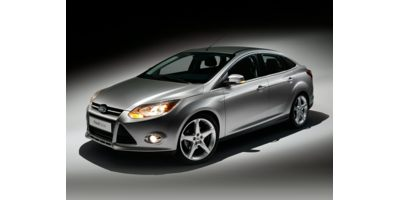 2014 Ford Focus S Sedan Lease Special