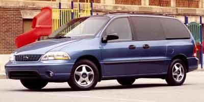 2002 Ford Windstar SE w