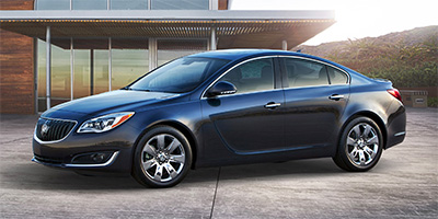2014 Buick Regal Premium 1 4dr Car FWD 1