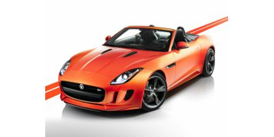 2014 Jaguar F-TYPE Convertible V6 Lease Special