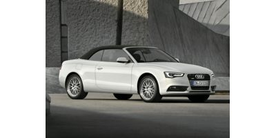 2014 Audi A5 FrontTrak Cabriolet Lease Special