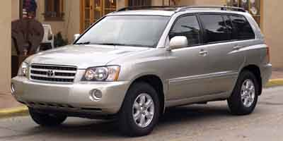 2003 Toyota Highlander in Rapid City - 1 of 0