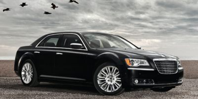 2014 Chrysler 300  4dr Car AWD 6 Cylinders 3.6 L