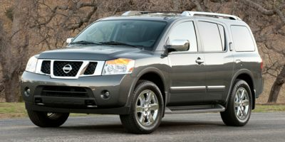 2014 Nissan Armada 2WD 4dr SV Lease Special