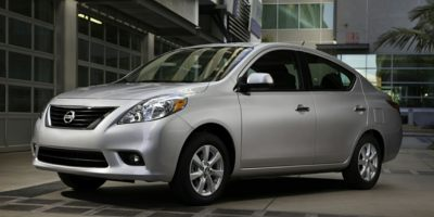 2014 Nissan Versa S Plus Sedan 4 Dr.