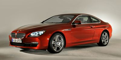 2014 BMW 6 Series 640xi Coupe Lease Special