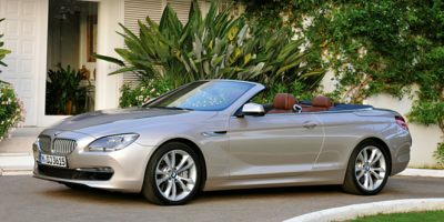 2014 BMW 6 Series 2dr Conv 640i Lease Special