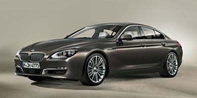 2014 BMW 6 Series 640xi Gran Coupe Lease Special