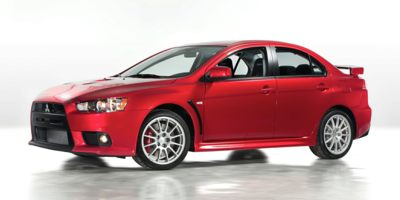 2014 Mitsubishi Lancer Evolution GSR 4dr Car AWD 4 Cylinders 2.0 L