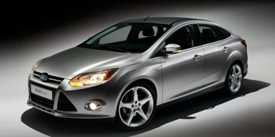 2014 Ford Focus 4dr Sdn S Lease Special