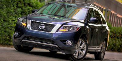 2014 Nissan Pathfinder SL Wagon 4 Dr.
