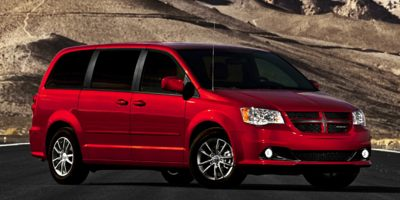 2014 Dodge Grand Caravan R/T Mini-van, Passenger FWD 6 Cylinders 3.6 L