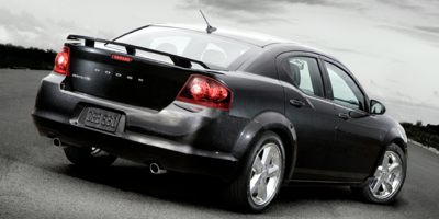 2014 Dodge Avenger SXT 4dr Car FWD 1
