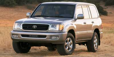 2002 Toyota Land Cruiser    available in Sioux Falls and Des Moines