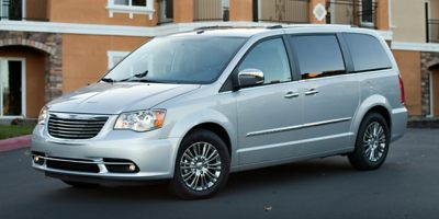 2014 Chrysler Town & Country Limited Mini-van, Passenger FWD 1