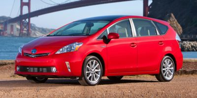 2014 Toyota Prius v Two Lease Special