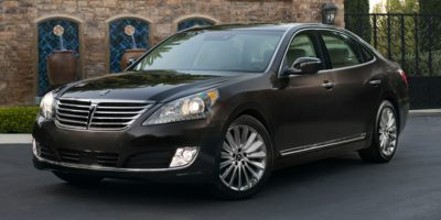 2014 Hyundai Equus Signature Sedan Lease Special