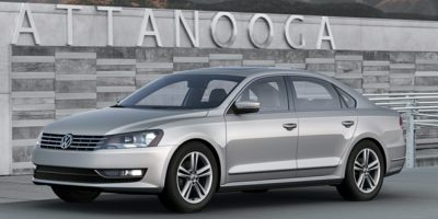 2014 Volkswagen Passat 4dr Sdn 2.5L Manual S Lease Special