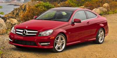 2014 Mercedes-Benz C-Class C250 Coupe Lease Special