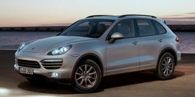 2014 Porsche Cayenne Manual Transmission Lease Special