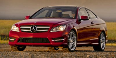 2014 Mercedes-Benz C-Class 2dr Cpe C350 4MATIC Lease Special