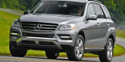 2014 Mercedes-Benz M-Class ML350 Lease Special