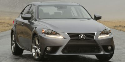 2014 Lexus IS 350 AWD Sedan Lease Special