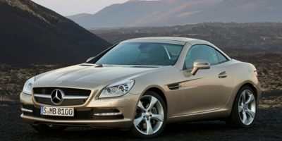 2014 Mercedes-Benz SLK-Class SLK350 Roadster  Lease Special