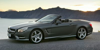 2014 Mercedes-Benz SL-Class SL550 Roadster Lease Special