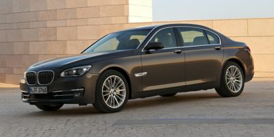 2014 BMW 7 Series 750i Sedan Lease Special