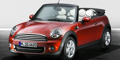 2014 MINI Cooper Convertible Coupe Lease Special
