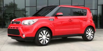 2014 Kia Soul Base Hatchback FWD 4 Cylinders 1.6 L