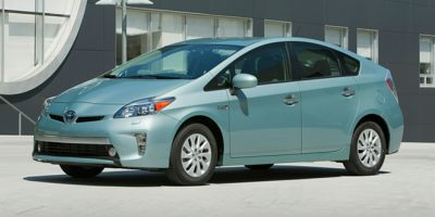 2014 Toyota Prius Plug-In 5dr HB (Natl) Lease Special