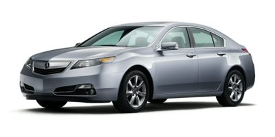 2014 Acura TL Sedan Lease Special