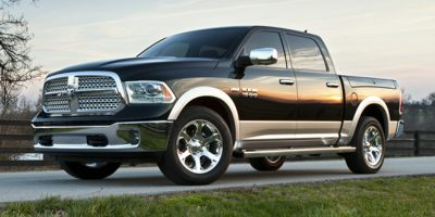 2014 Ram 1500 Laramie Regular Cab Pickup Four Wheel Drive 1