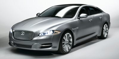 2014 Jaguar XJ Sedan Lease Special
