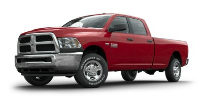 2014 Ram 2500 Big Horn Regular Cab Pickup Four Wheel Drive 1