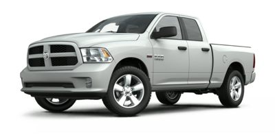 2014 Ram 1500 Big Horn Regular Cab Pickup Four Wheel Drive 1