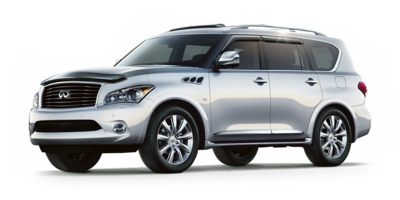 2014 Infiniti QX80 SUV Lease Special