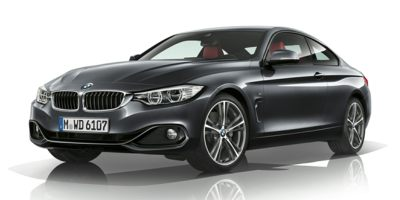 2014 BMW 4 Series 428xi Coupe Lease Special