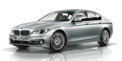 2014 BMW 5 Series 550i Sedan Lease Special
