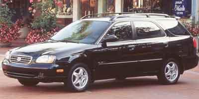 Suzuki Esteem 2002