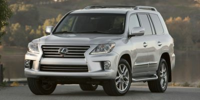 2014 Lexus LX 570 SUV Lease Special