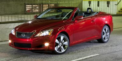 2014 Lexus IS 250C Convertible Lease Special