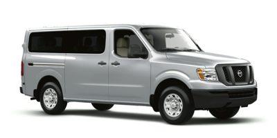 2014 Nissan NVP SL Bus