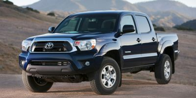 2014 Toyota Tacoma 4WD Double Cab V6 Automatic Lease Special