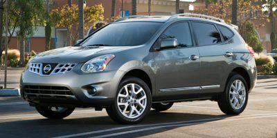 2014 Nissan Rogue Select S Wagon 4 Dr.