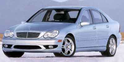 Mercedes-Benz C-Class 2002